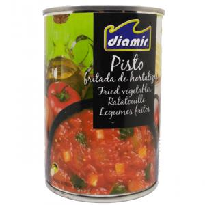 Pisto (Spanish ratatouille)