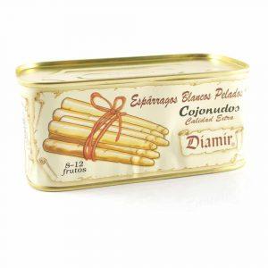 Diamir White Asparagus 660 g Tin (8-12 Units)